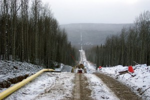 10-085 Progress c-67-J-94-B-16 Gundy Pipeline 7007